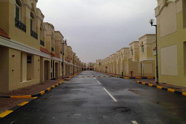 Palm City Gardens 3, Al Luqtha